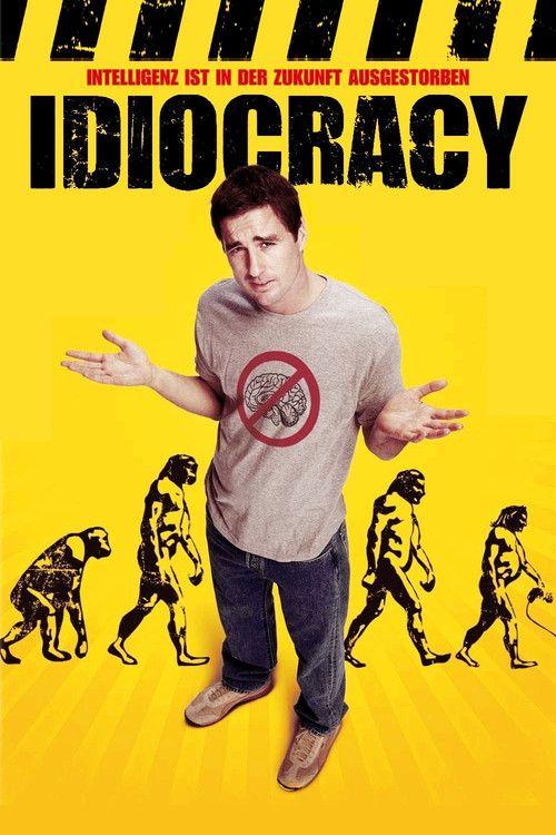 Idiocracy 【 FuII • Movie • Streaming