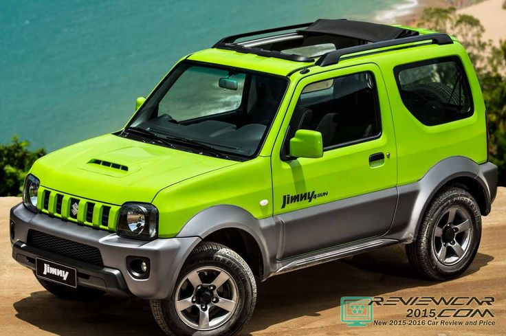 Suzuki Jimny New Model 2015 – Suzuki Jimny is fairly driver pleasant vehicle, the two on-road and also off-road rough circumstances. Your Jimny's high-performance capabilities allow it to be most suitable SUV pertaining to drivers. Your paths that may problem other SUV motor vehicl