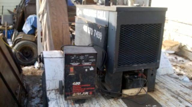 big 40 miller welder for sale | power tools | Calgary | Kijiji