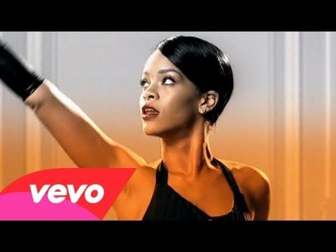rihanna ft jay z umbrella official video (playlist)