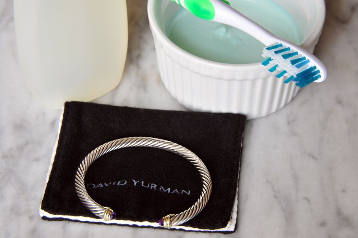 how to clean a david yurman bracelet bracelets jewelry