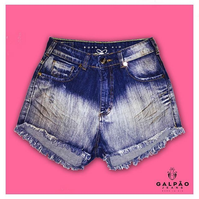 Para começar a quinta-feira um hot pants com lavagem diferenciada! 🎀🎀🎀 #galpaojeans #usegalpao #galpaolovers #short #hotpants #jeans #denim #love #fashion #style #ontheroad