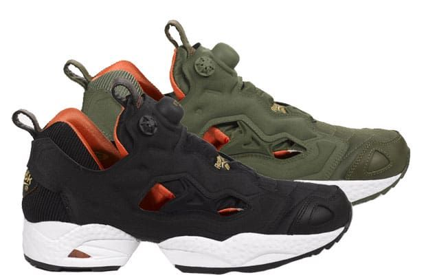 14. Flight Jacket Pack - The Best Reebok Insta Pump Fury Colorways of All Time   Complex