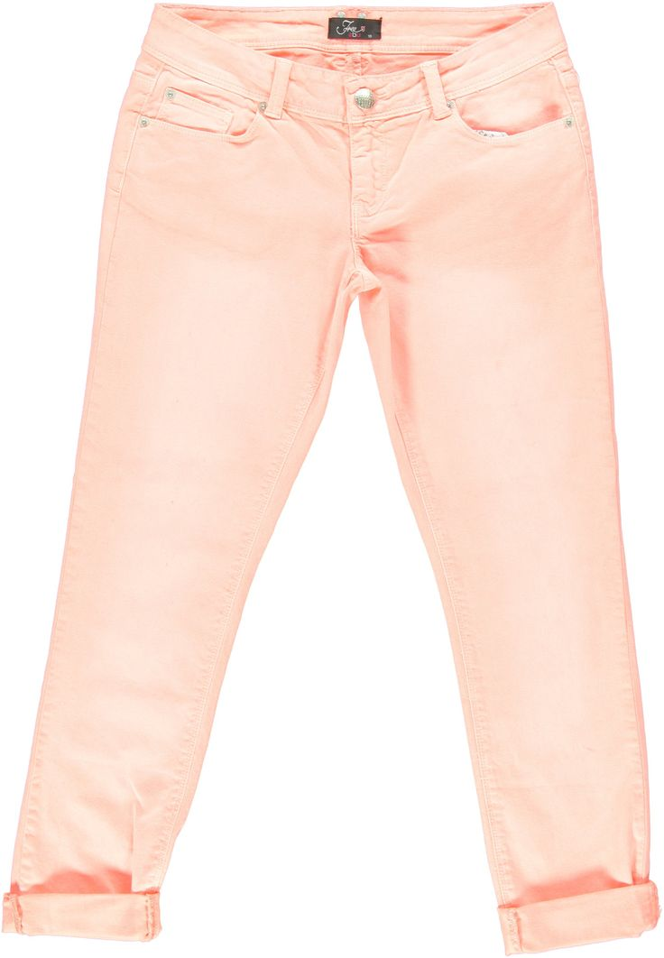 Free2BU Peach Denim