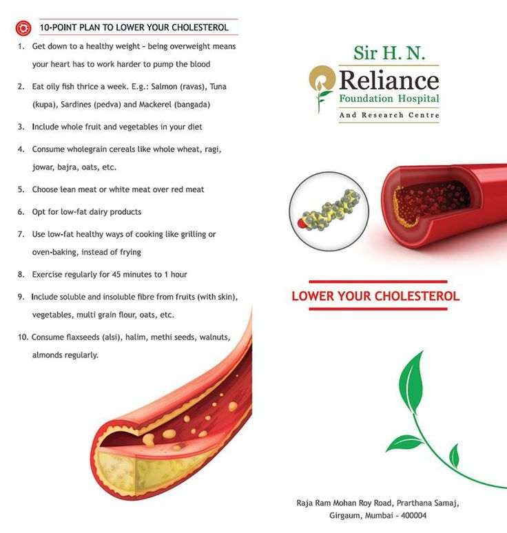 10-point plan to lower your cholesterol and prevent heart related ailments #RespectForLife  Bypass Surgery, Heart Attack Treatment at Best Heart Hospital in India Sir H. N. Reliance Foundation Hospital and Research Centre - http://www.rfhospital.org/cardiology.html