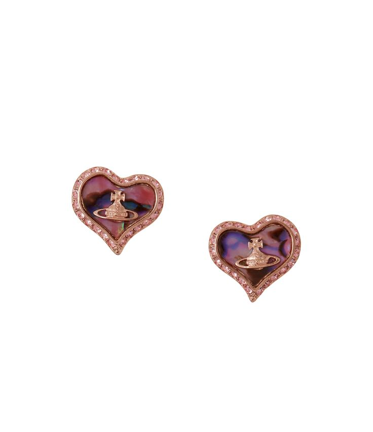 Petra Earrings Light Rose #AW16