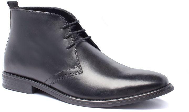 Limehaus Willow Black Chukka Boot