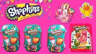 SHOPKINS Season 3 y SOBRE SORPRESA * JUGUETES shopkins special edition  ** JUEGA CON EL PATO * Juguetes, Play-Doh, Huevos Kinder Sorpresa - YouTube