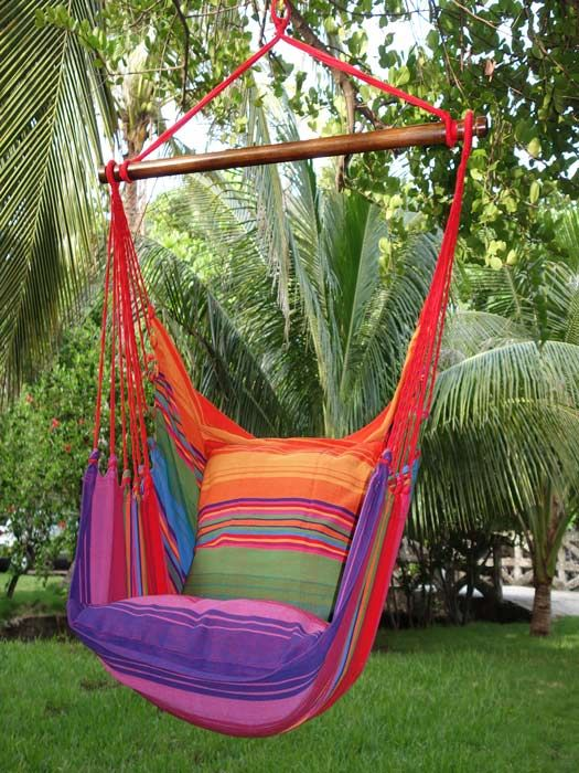 M s de 1000 ideas sobre sillas colgantes en pinterest for Silla hamaca colgante