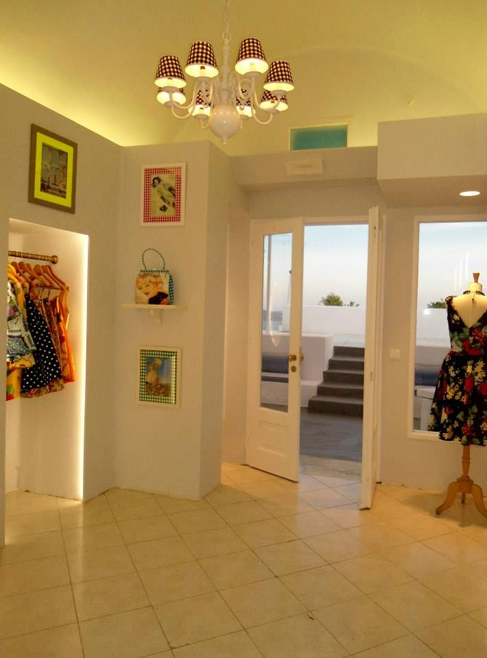 Kondylatos spring, summer & resort collections available @ Vassilis Zoulias brand new boutique: Oia – Santorini