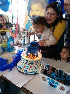 !: Ada'nın Doğum Günü Partisi ( Kurabiye canavarı tem...