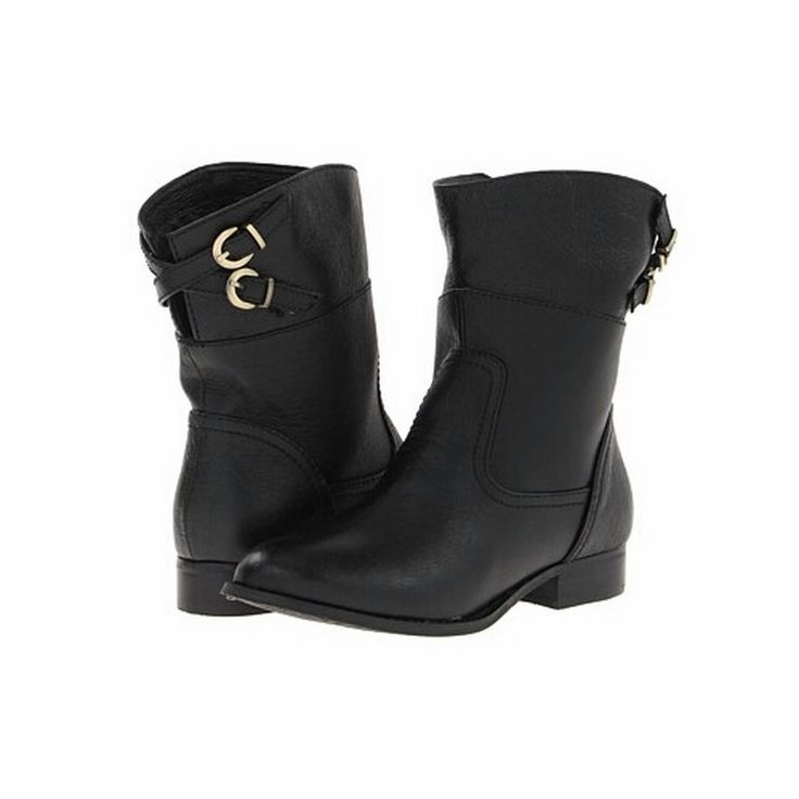 Face Off Boot | 27 Boutique The Face Off Boot from Chinese Laundry. A great ankle boot with 2 small buckles on back.