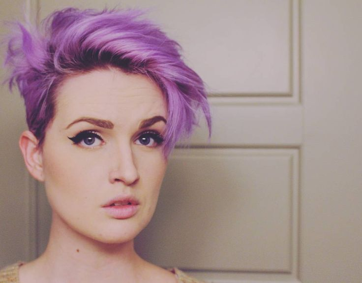 Pink And Purple Hair Styles: 292 Best Images About Hair On Pinterest