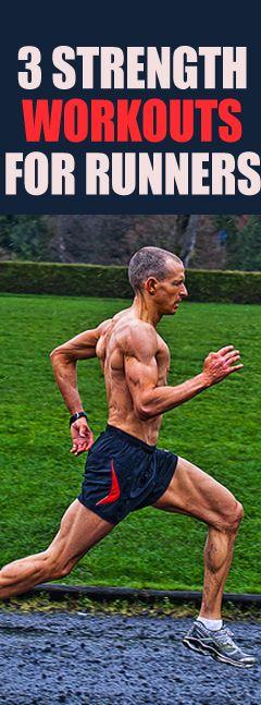 Discover The Seven Best Strength Training Exercises For Runners AT: http://www.runnersblueprint.com/blog/the-seven-best-strength-training-exercises-for-runners/ #Runners Strength training