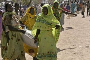 Reaching the hungry in South Sudan