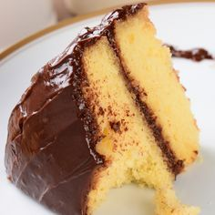 Yellow Cake From Scratch Recipe