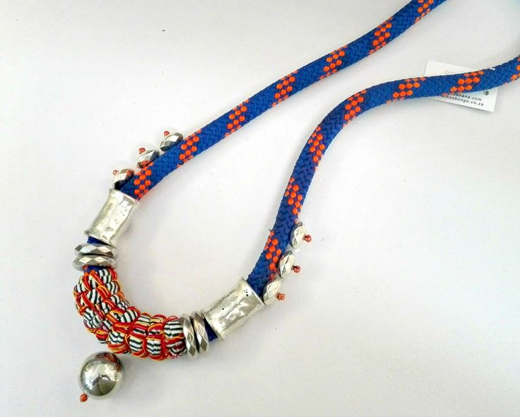 yachting rope embellished