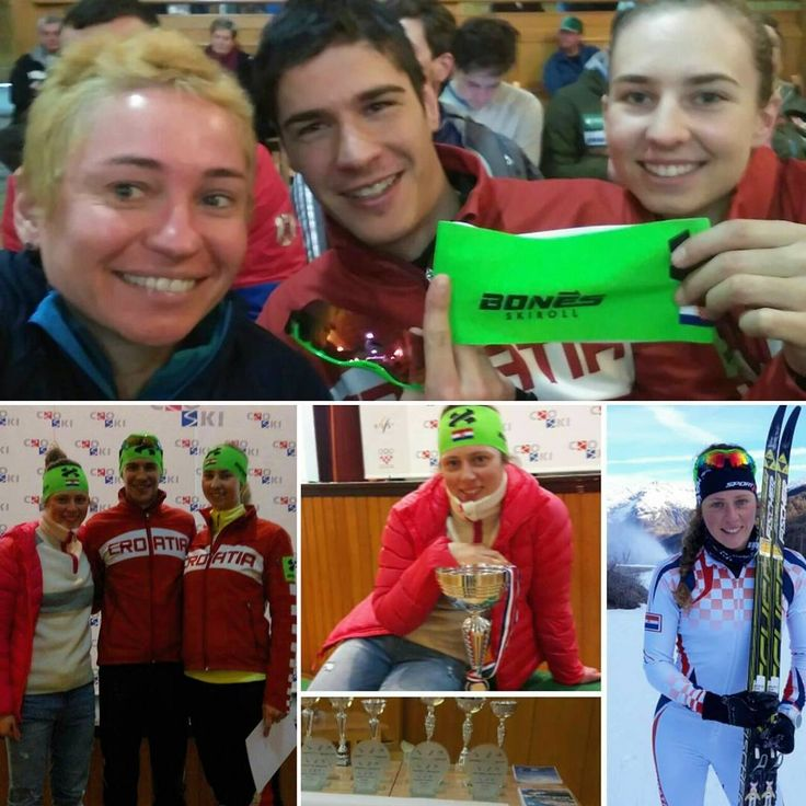 Is great to be part of a movement where incredible athletes takes part of it. From Brazil to Croatia, from Greece to UK, from Spain to Sweden or even Venezuela. Some of them did a great FIS races this weekend in Croatia. Thank you for being part of this. #bonesskiroll #Bonessports #xcski #esquidefondo #biathlon