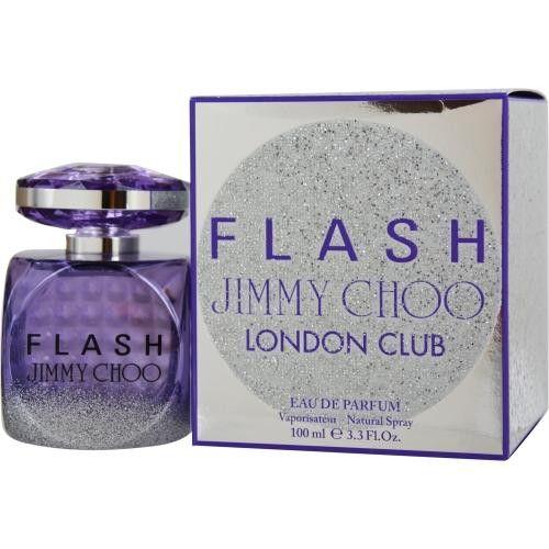 Jimmy Choo Flash London Club By Jimmy Choo Eau De Parfum Spray 3.4 Oz (limited Edition)