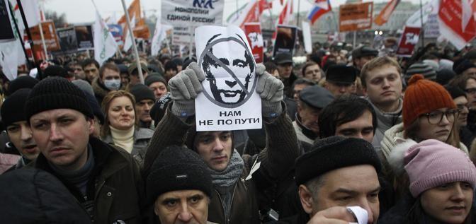 Dopo l'Ucraina la Russia rischia la disintegrazione
