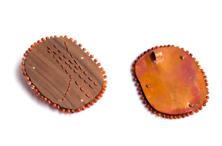 Tierra Fusión jacaandá + cobre + cornalina