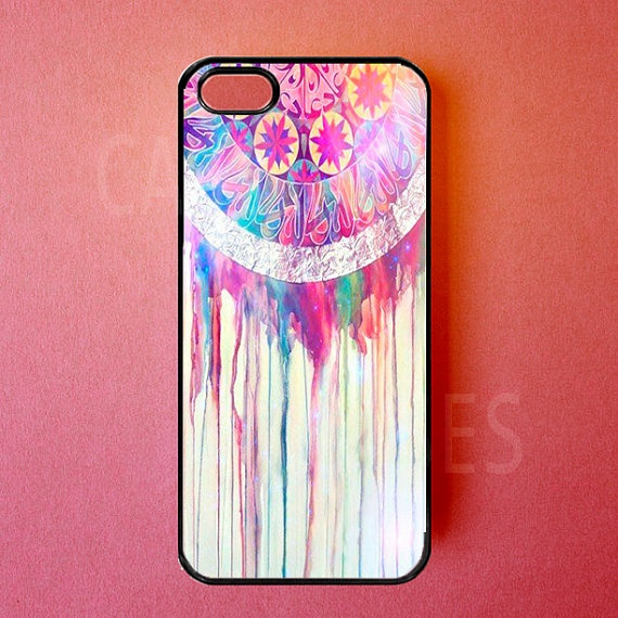 cute phone cases for iphone 5s iphone 5 cases iphone 5 covers colorful dreamcatcher 2434