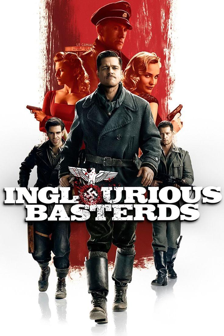 Inglourious Basterds (2009) - Regarder Films Gratuit en Ligne - Regarder Inglourious Basterds Gratuit en Ligne #InglouriousBasterds - http://mwfo.pro/1433738