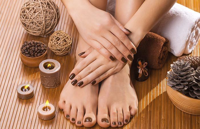 9 Best Home Pedicure Tips To Get Beautiful Feet Manicure And Pedicure Pedicure At Home Pedicure Tips