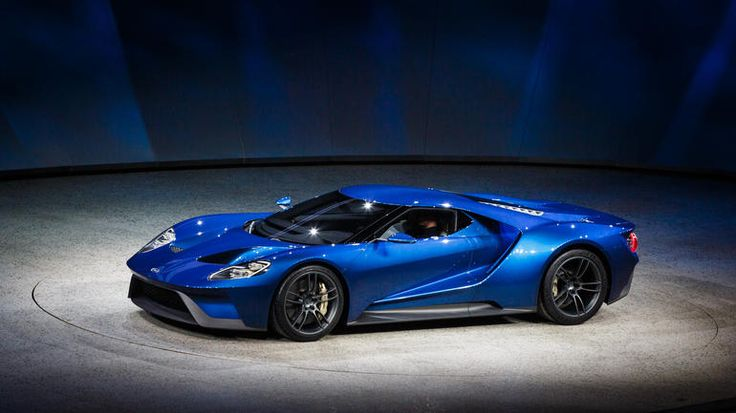 2016 Ford GT Preview - CNET