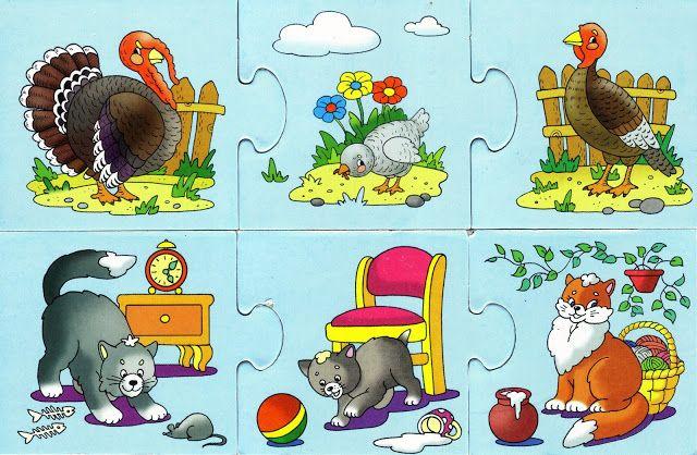 schiwotnie i detönischi-puzzle - Aleiga V. - Picasa Web Albums