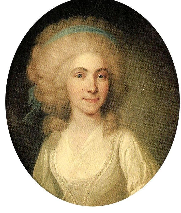 Izabella Elżbieta Branicka (1730-1808), Nieborów Palace.