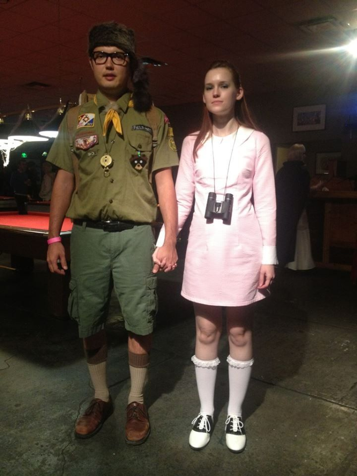 Moonrise kingdom Halloween costume idea YES!  sc 1 st  Pinterest & 79 best Costume ideas images on Pinterest | Costumes Carnival and ...