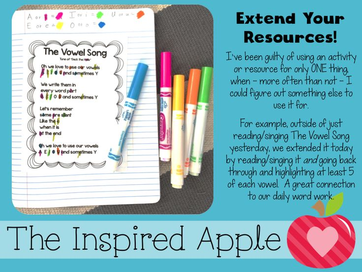 Get more bang for your educational buck by extending your resources!