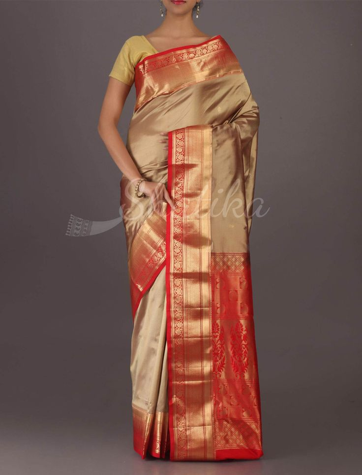 Valini New Age Color Combination Smart #Bangalore #WeddingSilkSaree