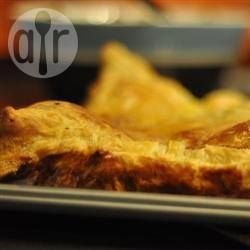 Photo de recette : Saumon Wellington
