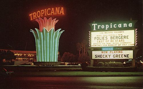 Tropicana Hotel, Las Vegas NV