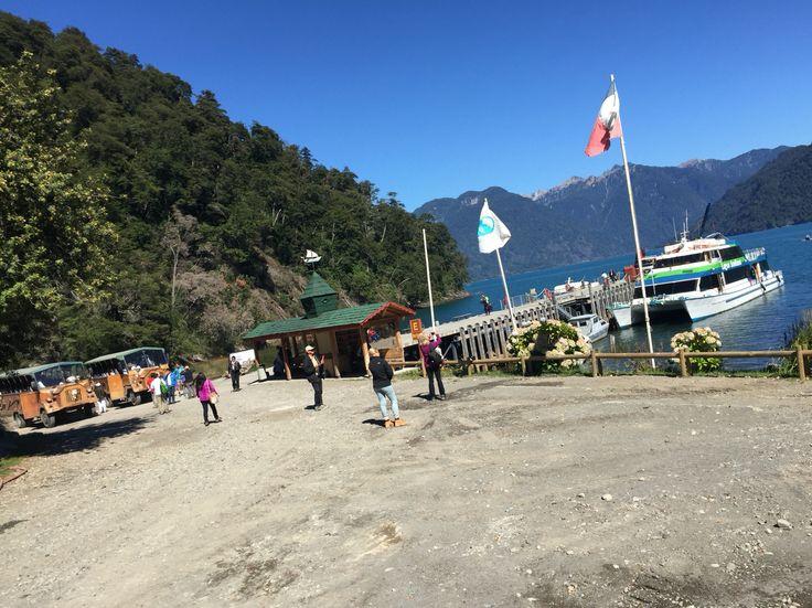 Puerto en Peulla