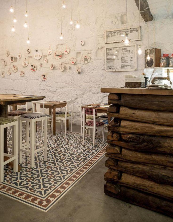 Restaurante La Piada,© Tiago Mendes