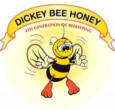 Dickey Bee honey -Fresh Local Honey!