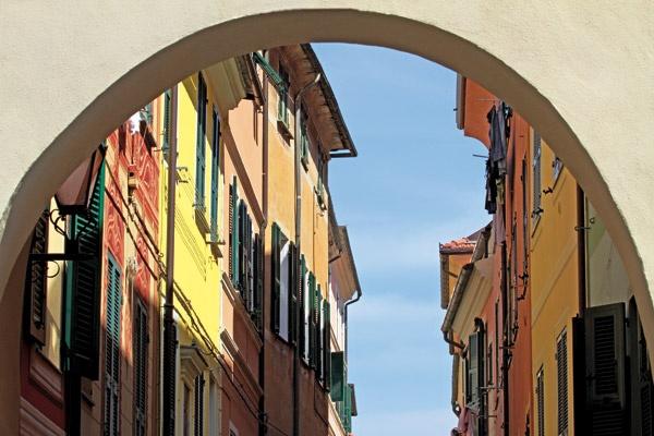 Loano, centro storico