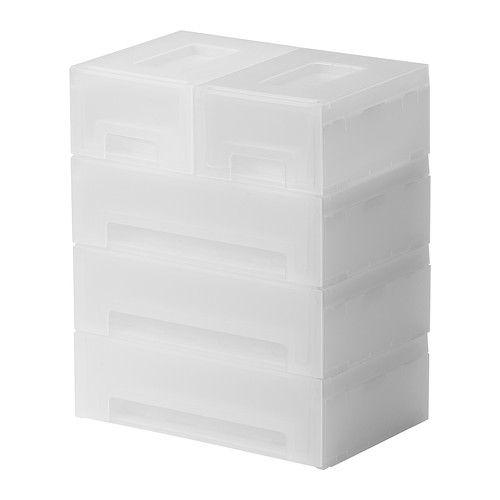 KUPOL Izvlačni element za odlaganje IKEA - za kozmetiku
