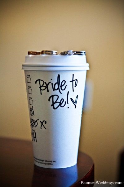 someone please remember this! wedding day...morning of. yes please