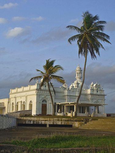Ketchimala Shrine, Beruwala, Sri Lanka
