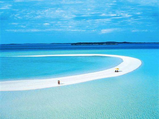 Les îles privées des milliardaires - destination - musha cay