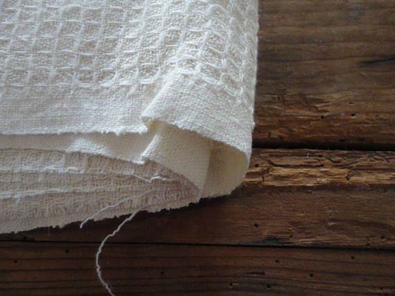Weiche Hanf Pique Stoff Von Hof Fur Handtucher Und Kleidung Home Textile Textile Projects I Shop