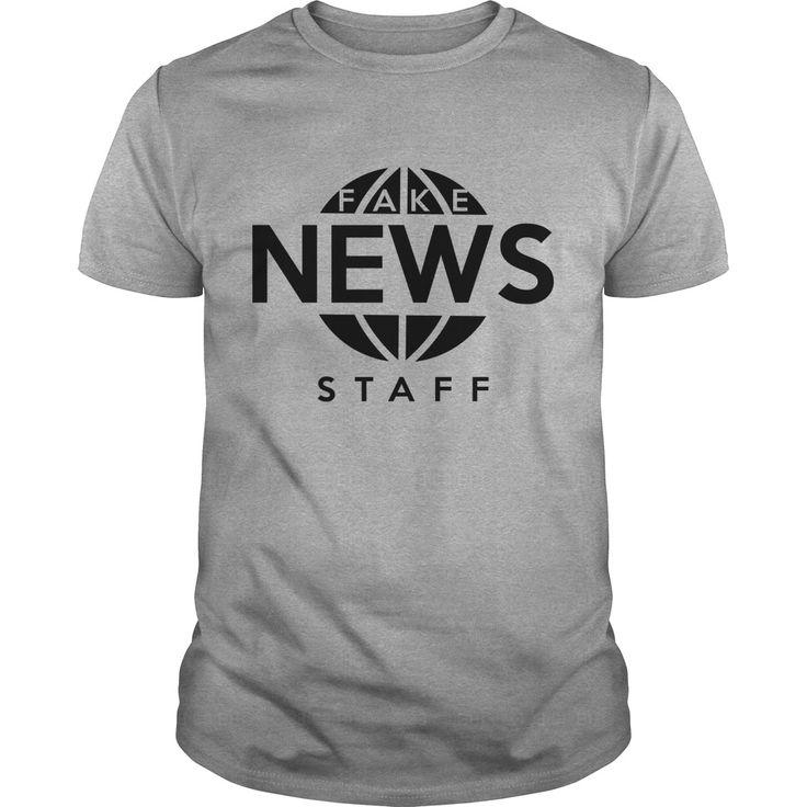 Fake News Staff Coolest T Shirt : shirt quotesd, shirts with sayings, shirt diy, gift shirt ideas #Wrestlemania, #ACMs, Madison Bumgarner, Fernando Rodney, #60Minutes, #FAMUMotown, #Dbacks, Derrick Rose, Ecuador, Lexi Thompson