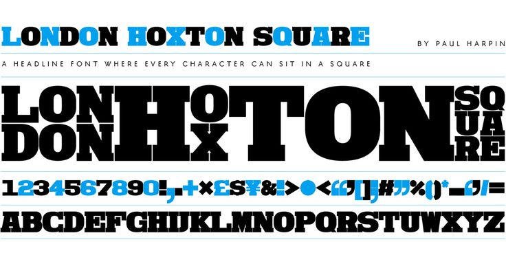 New type foundry launches with twelve fonts inspired by the capital, its buildings, language and traditions