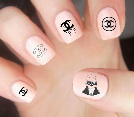 best 20 chanel nails design ideas on pinterest chanel