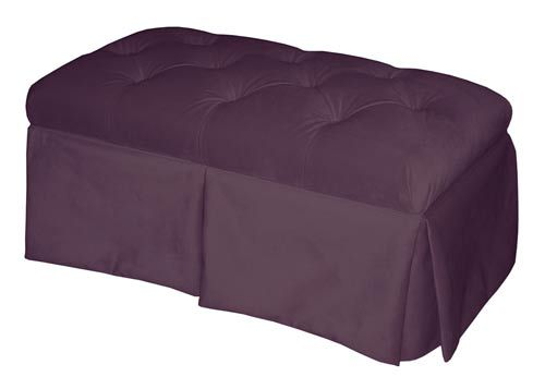 1000 images about purple furniture on pinterest ottomans the purple and storage benches Purple storage bench
