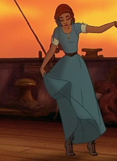 Favourite dress from the movie Anastasia
